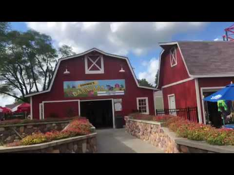 Bernie's Barnyard Adventureland Opening Day
