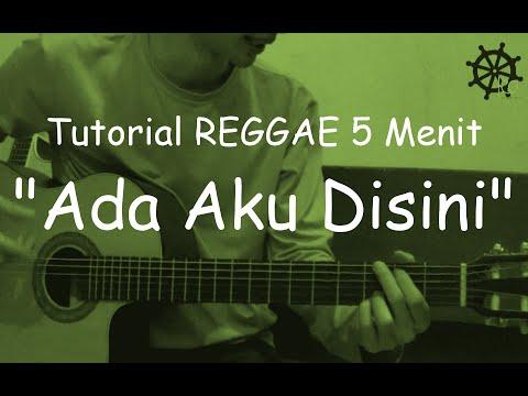 5 MENIT Belajar Reggae (Ada Aku Disini - Dhyo Haw)