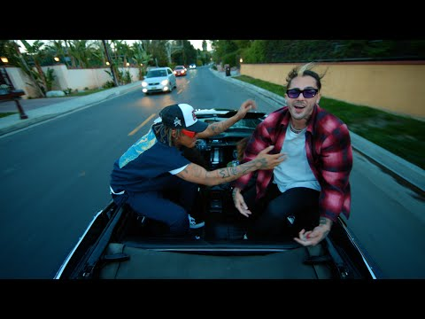 SK8 - Famous (feat. Tyla Yaweh) [Official Music Video]