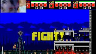 superfighters ultimate a vuelto al canal!!