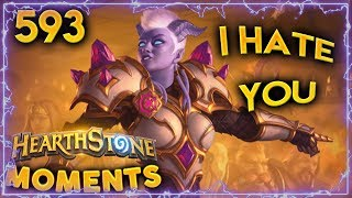 RNG Gods Sometimes Hate YOU!! | Hearthstone Daily Moments Ep. 593