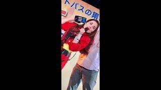 地元のイベントで平野ノラが来ました(^_^)さすがの人気 です^_^ バブリ...
