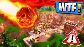 Meteors Hit - Fortnite Battle Royale Funny Clips   Clip #40