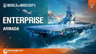 World of Warships - Armada: Enterprise