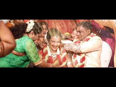 Malaysia Grand Indian Wedding | Kavin & Mullai Wedding Video Trailer