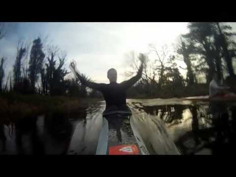 Squad crew boats and Trim race - GoPro Hero HD