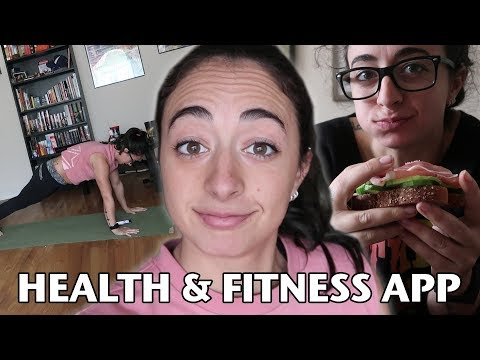 I Let A Fitness App Choose My Meals & Workouts