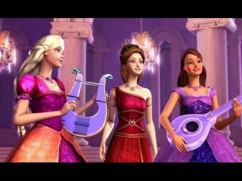 Barbie Princesse Dessin Animé Complet ♧ Barbie et le Palais de diamant 2008