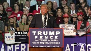 Donald Trump Promises to Deport Criminal Immigrants
