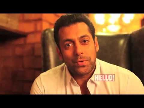 Salman Khan for HELLO!'s June Issue