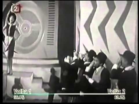 Hana Hegerová - Betty LIVE 1961