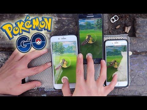 ¡¡¡CAPTURA POKÉMON de 3 en 3 con 1 SOLA MANO!!! ¡EL MEJOR CAZADOR de Pokémon GO! [Keibron]