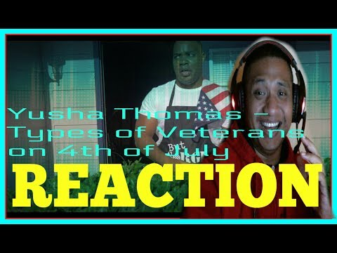 Yusha Thomas   4th of July   Reaction   ZeroHyperGaming   VGH Video Gamers Hawaii