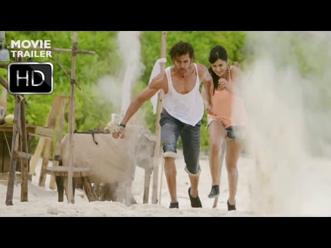 BANG BANG! Theatrical Trailer - Hrithik...