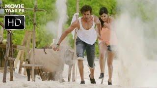 BANG BANG! Theatrical Trailer - Hrithik Roshan & Katrina Kaif