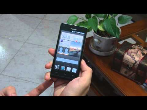 Review Completa Huawei Ascend G6