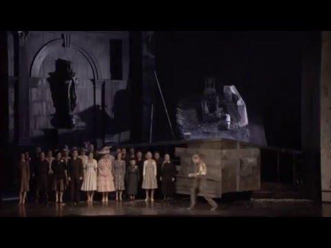 Don Giovanni, K. 527, W.A. Mozart. K. Royal, G. Finley, L. Pisaroni, A. Samuil. Act II