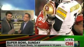 American Football Fears For Safety Of NFL Players 03/02/2013