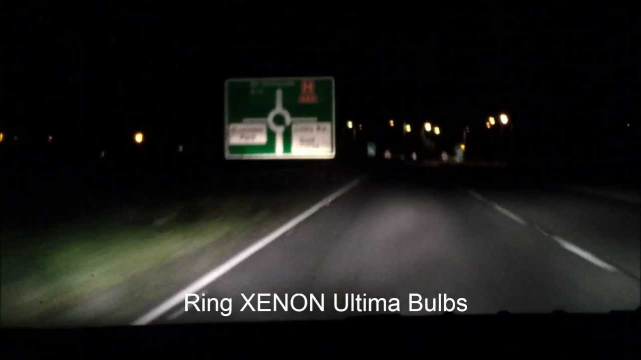 Xenon Light Bulbs