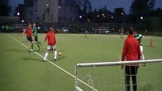 Astro.ie - 6 a Side League - St. Andrews - May 4th - TheFreeKick v Scrapheap Challengers.mpg
