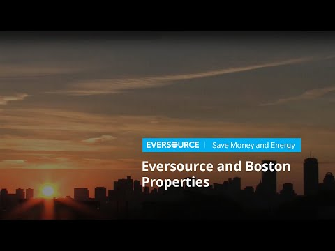 Eversource and Boston Properties