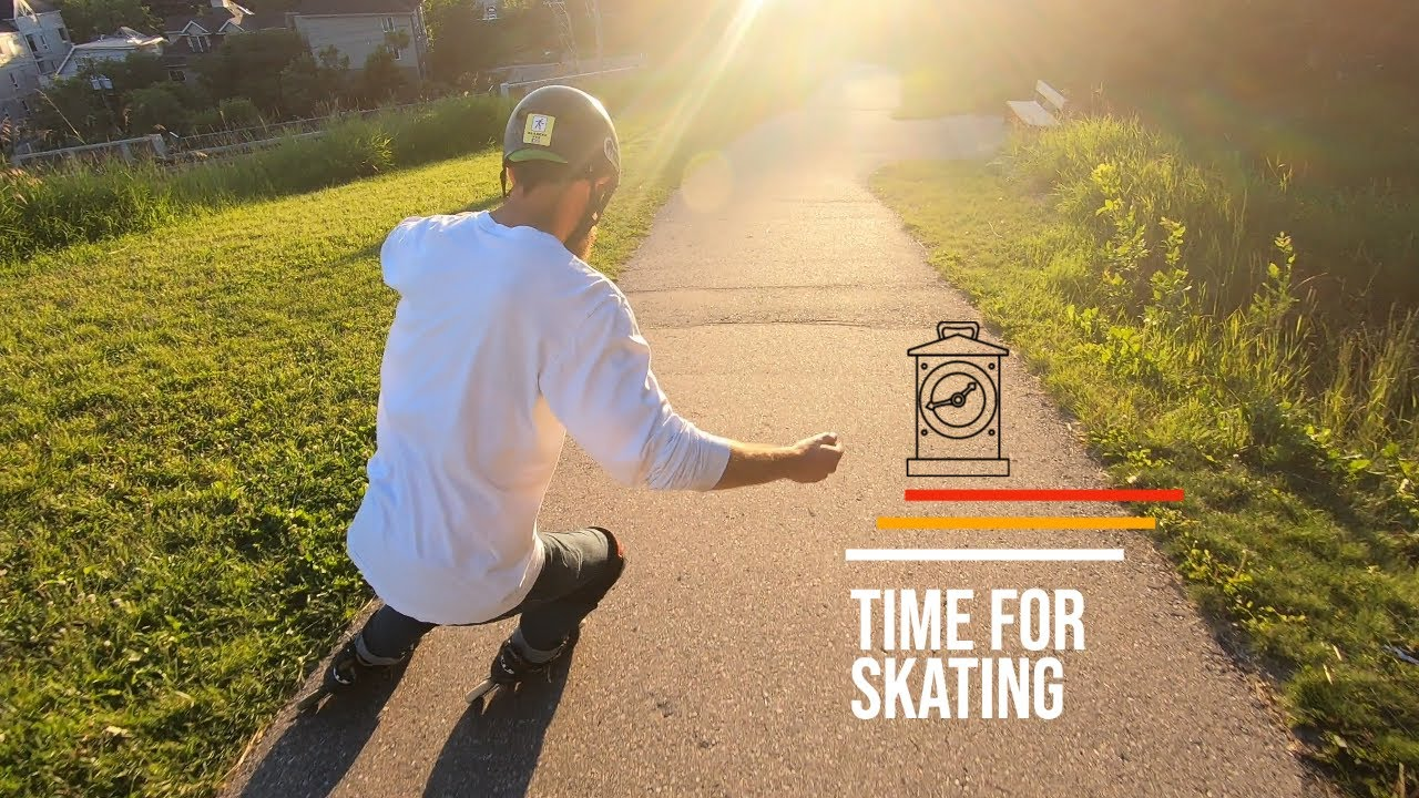 Time for skating