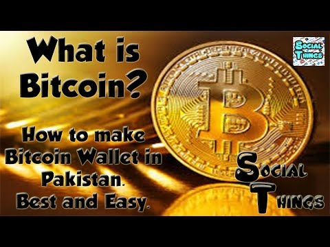 How to make bitcoin account in pakistan