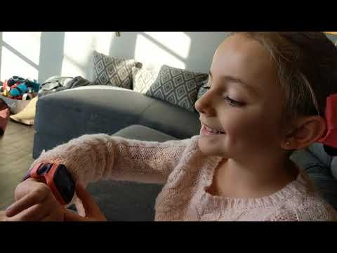 What's Fun With Ojoy A1 Kids Smartwatch?