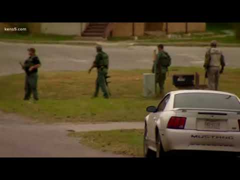 'Suspected shooter': Police situation develops in Floresville ahead of VP's visit