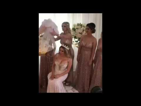 Сборы невесты на армянской свадьбе / Красивые армянские традиции / Свадьба в Ереване 2018
