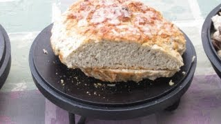 Dutch Oven Chicken Picatta With All The Fixin's Episode 1 Part 3