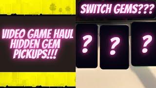 Video Game Haul | Must Play Nintendo Switch Hidden Gems!!!