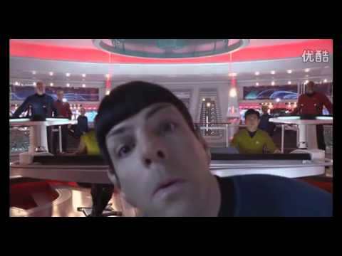 Star Trek Into Darkness Gag Reel poster