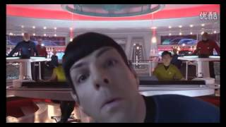 Repeat youtube video Star Trek Into Darkness Gag Reel