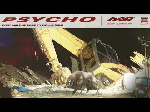 Post Malone Feat. Ty Dolla $ign - Psycho ( Audio)