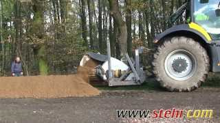 Stehr Tractor Wheel Trench Cutter | [EN Language] [HD]