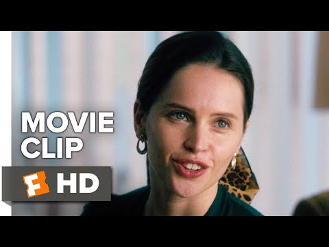 On the Basis of Sex Movie Clip - You Will Lose Ruth (2018) | Movieclips Coming Soon