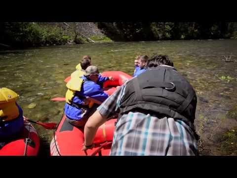 St Joe River Rafting