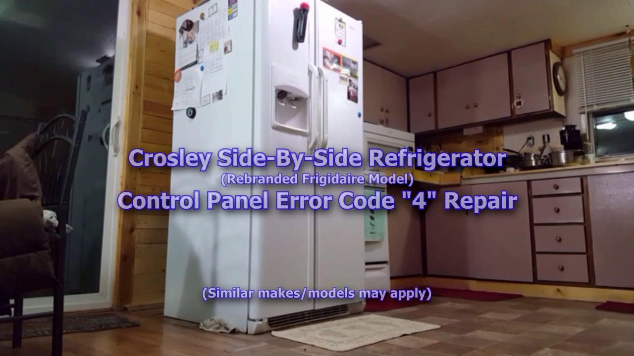 Refrigerator Damper Control - Repairing the Part Itself on