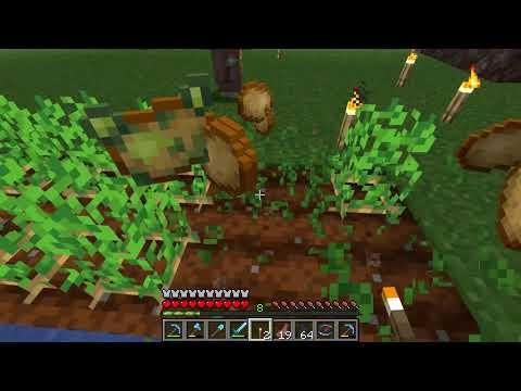 How To Get A Poisonous Potato Minecraft Youtube