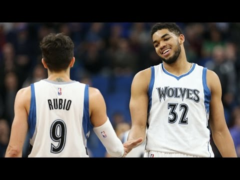 Rubio and Towns Post Monster Lines in Win | 03.13.17