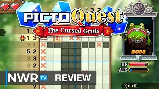 PictoQuest (Nintendo Switch) Review (Video Game Video Review)