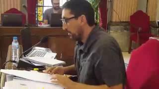 Pleno Murcia. Luis Bermejo sobre remodelación Alfonso X
