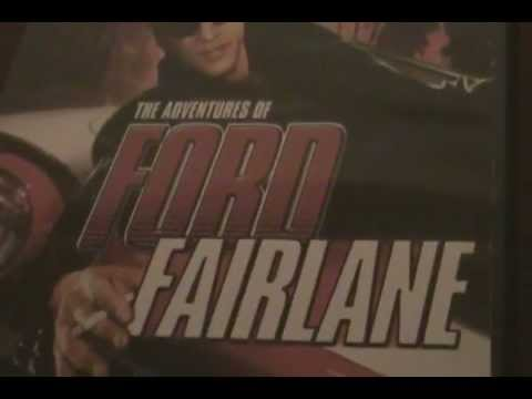 The Adventures Of Ford Fairlane DVD