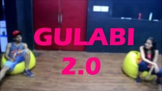 Gulabi 2.0 dance choreography   Noor   Vicky and aakanksha