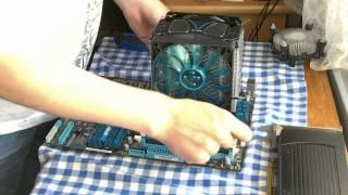 Výměna procesoru v mém počítači za Intel® Core™ i7-3770K