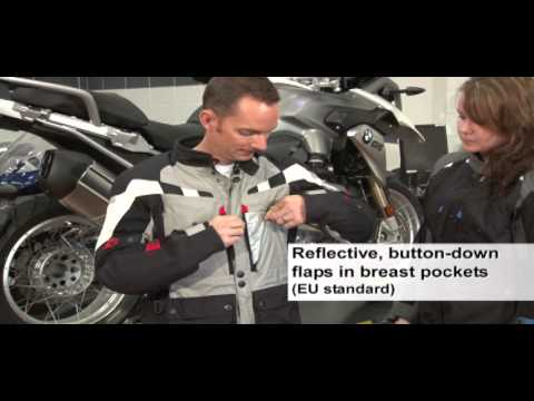 Bmw Motorrad 2013 Rallye And Gs Dry Suits Youtube