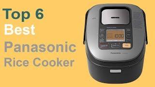 Best Panasonic Rice Cooker | Top 6 Best Cheap Panasonic Rice Cooker Reviews.