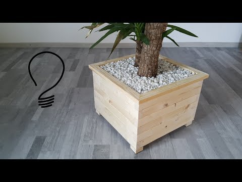 Making a Wood Planter Box