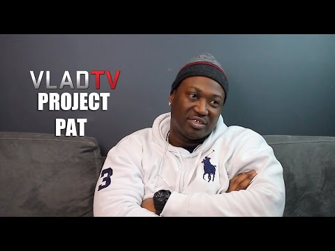 Project Pat on How His Brother Juicy J Got Him Into the Industry